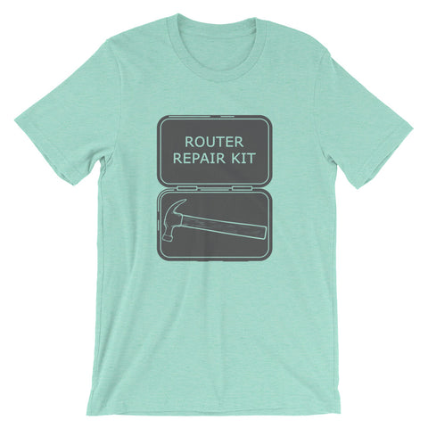 Router Repair Kit t-shirt