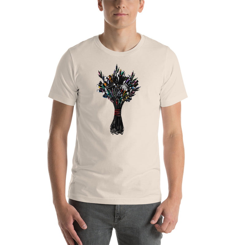 Cable Bouquet T-Shirt