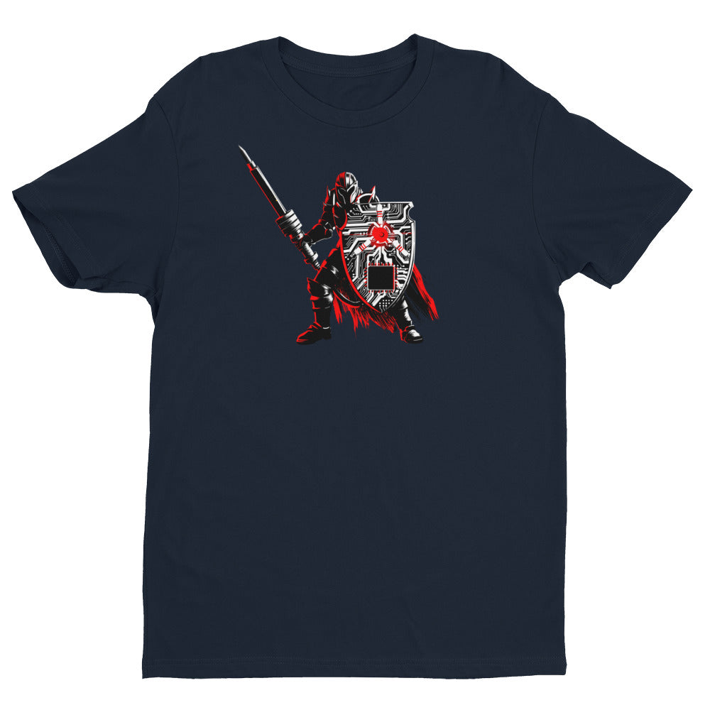 Cyber Warrior Short Sleeve T-shirt