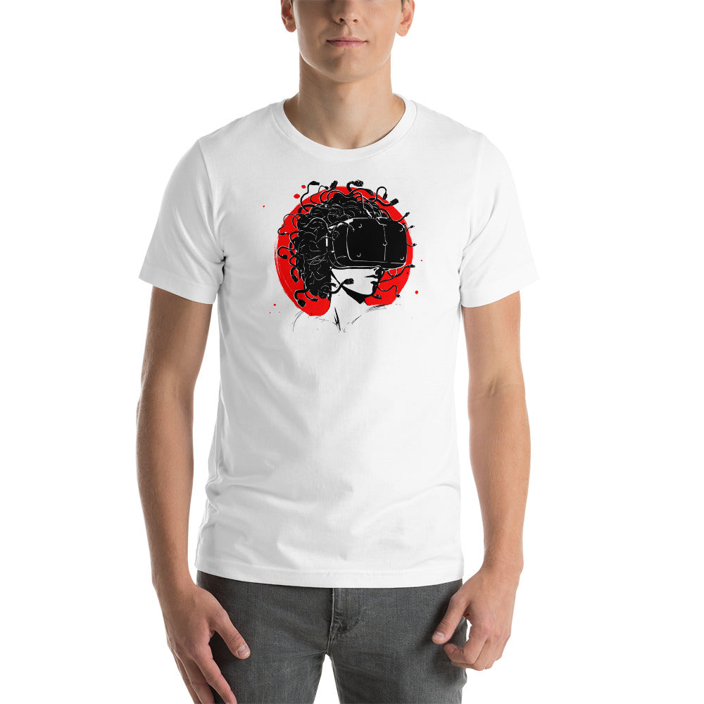 Network Medusa Short-Sleeve Unisex T-Shirt