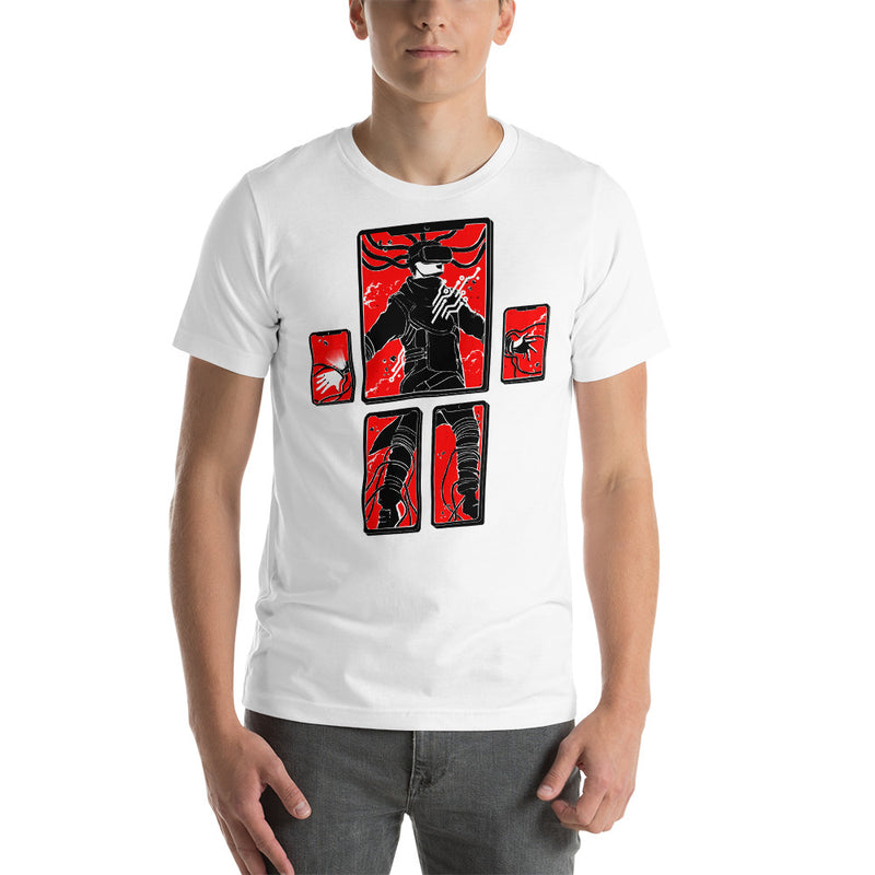 Man in the machine Short-Sleeve Unisex T-Shirt