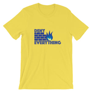Deny Everything t-shirt