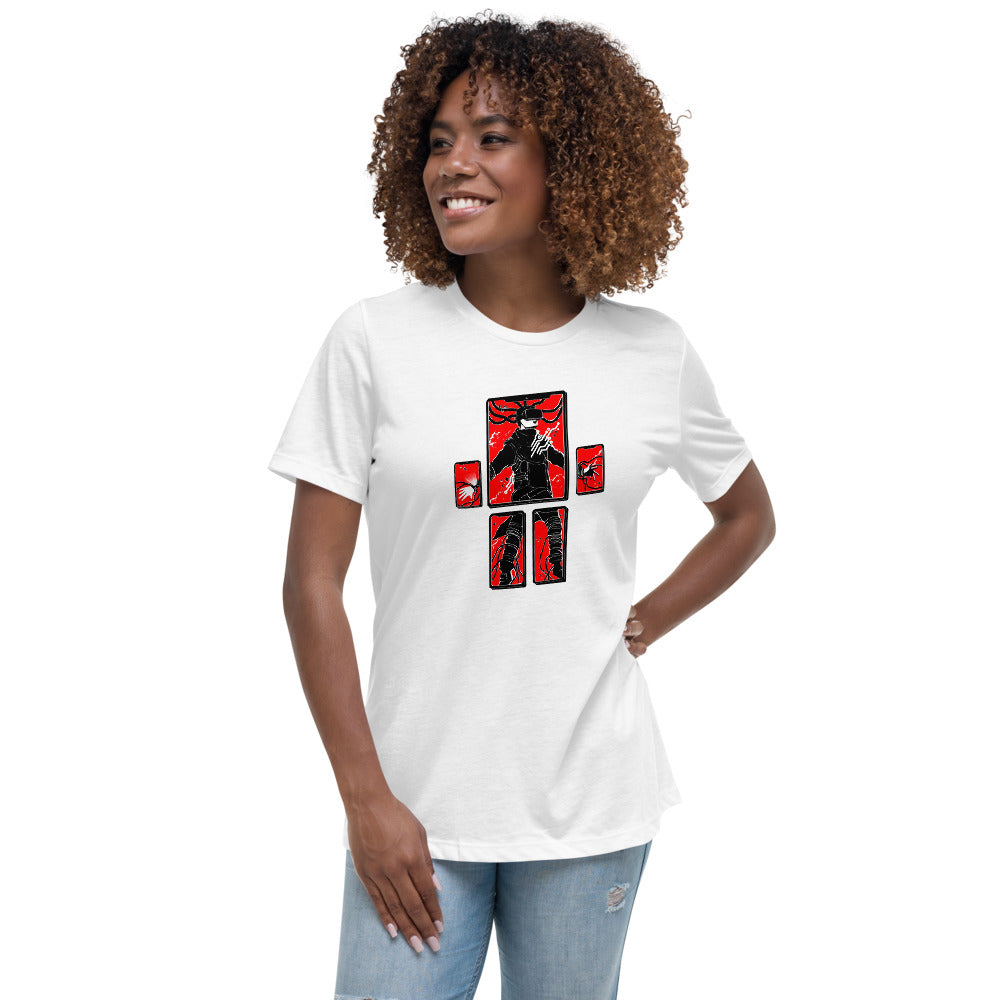 Man in the machine Women's Relaxed T-Shirt