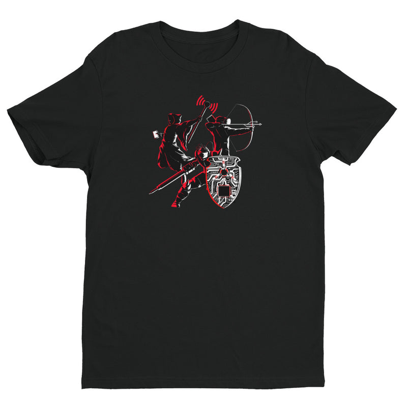 Tactical Cyber Team Short Sleeve T-shirt