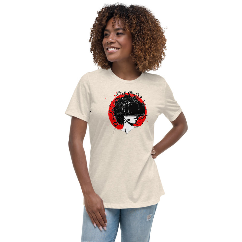 Network Medusa Women's Relaxed T-Shirt