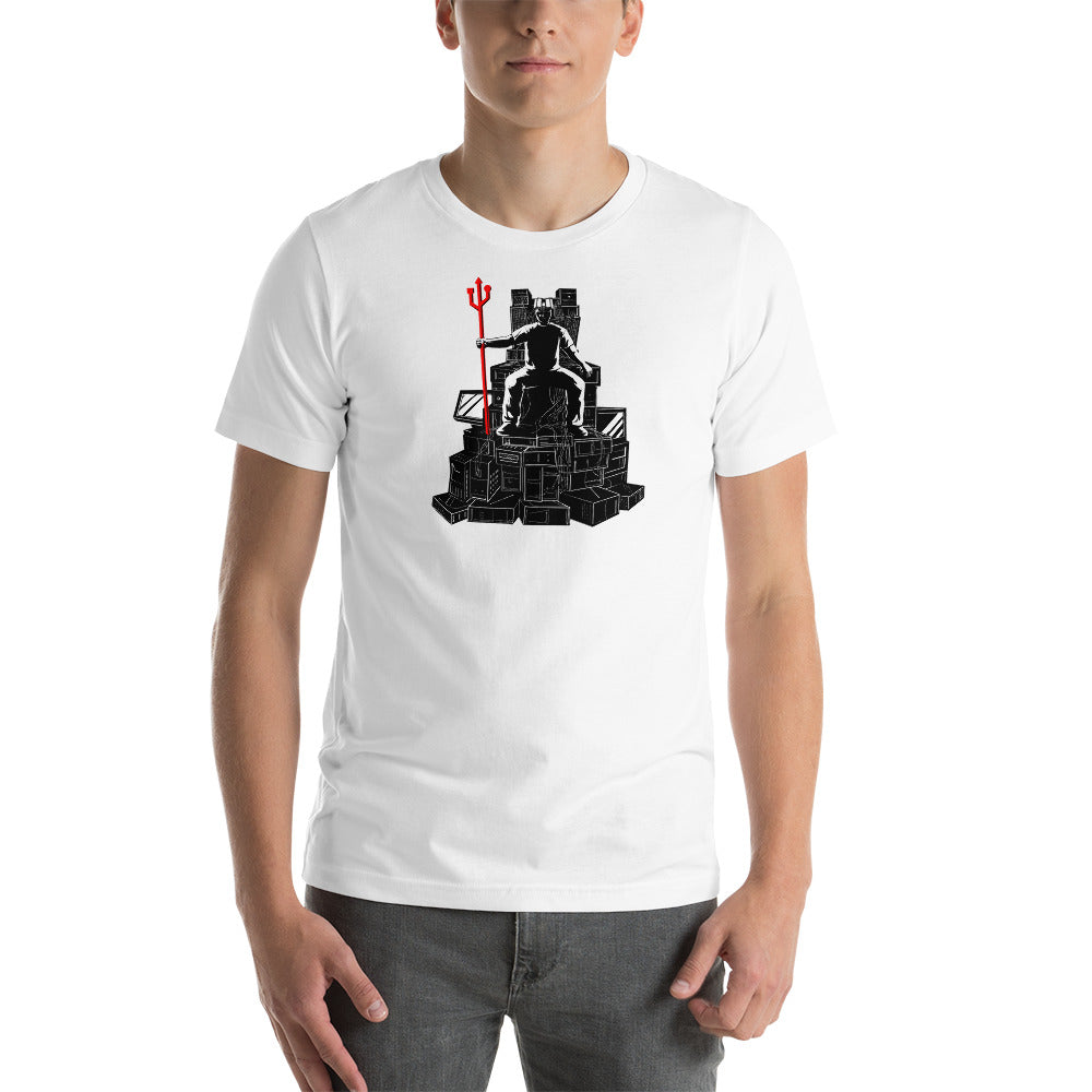 King of Computers Short-Sleeve Unisex T-Shirt