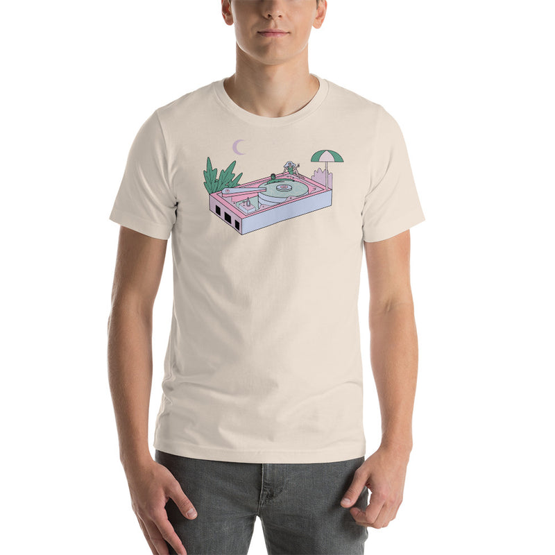 Platter Party Short-Sleeve Unisex T-Shirt