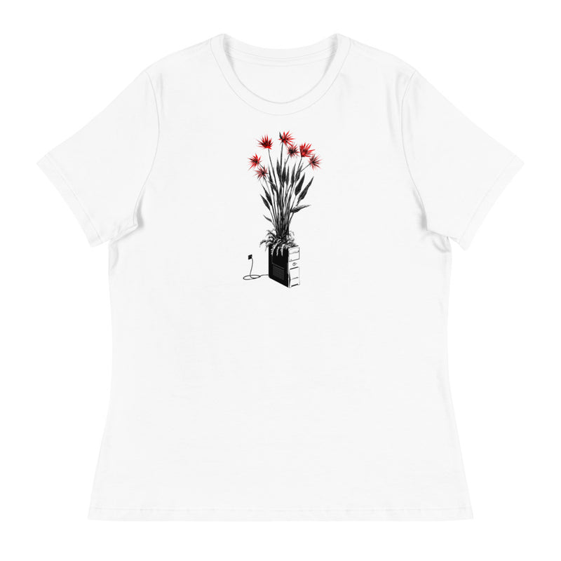 Digital Growth Women's Relaxed T-Shirt