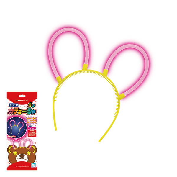 Glowing Ears Headband
