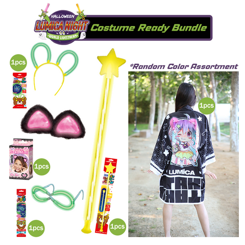 Costume Ready Bundle