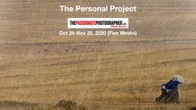 "Sold Out! October 28, 2020. Click ""Book Now"" For Waiting List... .The Passionate Personal Project: A Transformative 5-Week Online Workshop with Steve Simon"