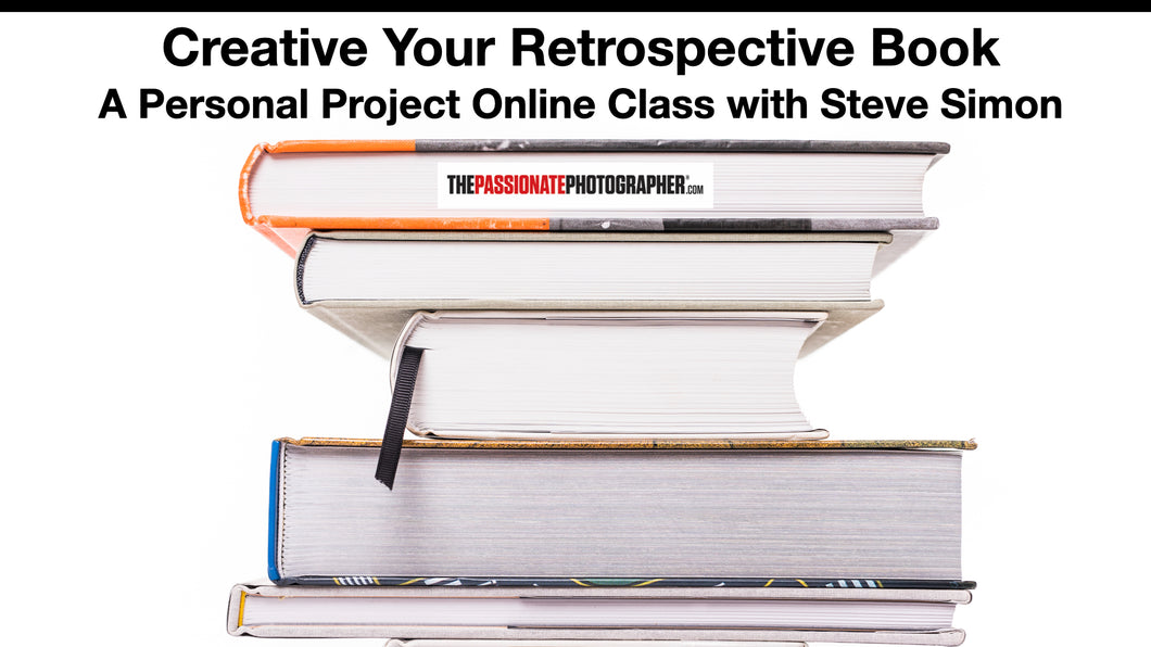 Create Your Monograph Book - A Retrospective Look At Your Work (limited to 6 participants)