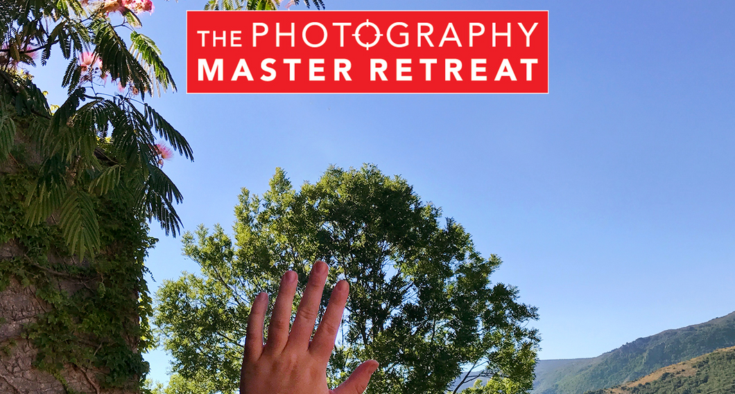 The Photography Master Retreat: Take Your Work to the Next Level
