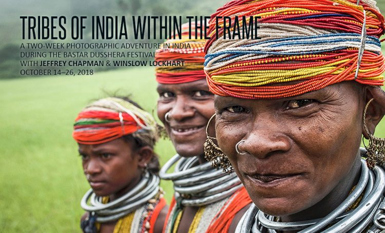 Tribes of India Photographic Adventure with Jeffrey Chapman & Winslow Lockhart