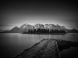 Yukon in Black and White with Oliver Du Tre and Marc Koegel