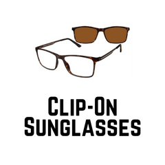 Shop By Frames With Clip On Sunglasses
