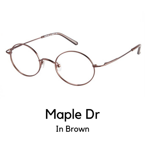 Maple Dr Brown
