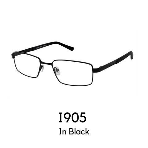 I-905 Black (54 Eye Size)