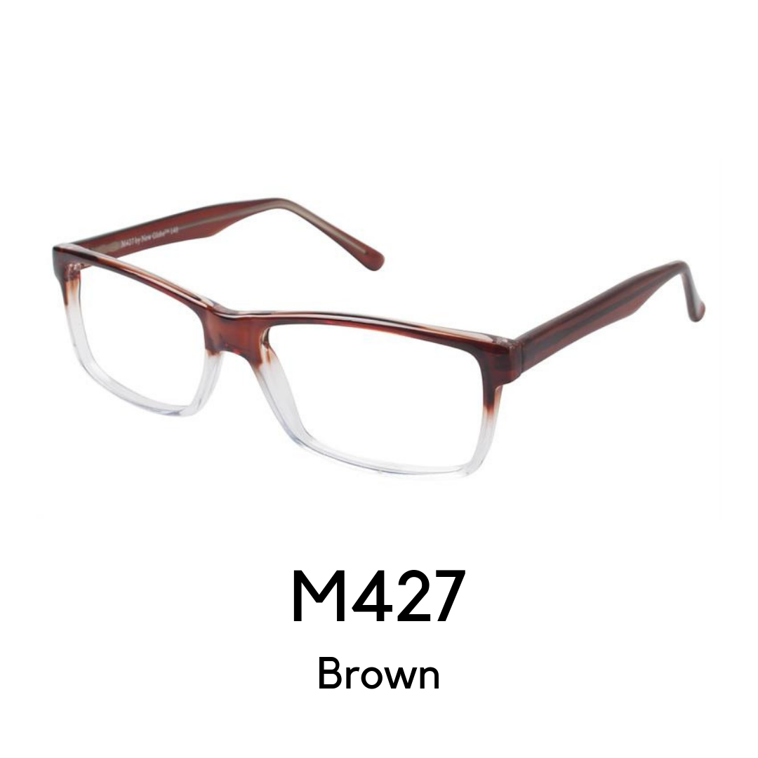M427 Brown Reader