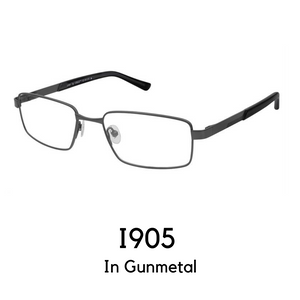 I-905 Gunmetal (54 Eye Size)