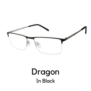 Dragon Black (57 Eye Size)