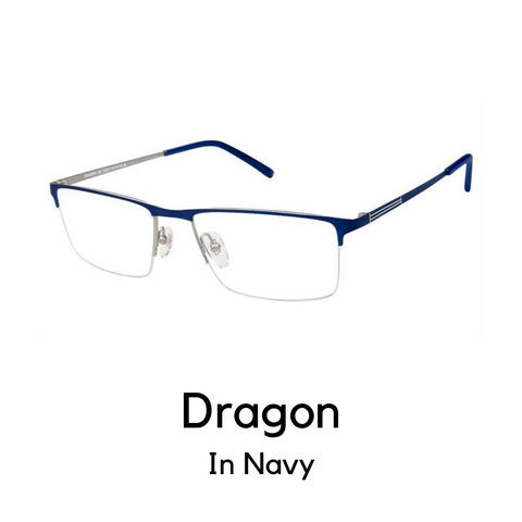 Dragon Navy (57 Eye Size)