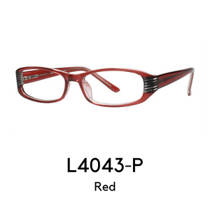 L4043-P Red