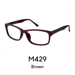 M429 Brown Reader