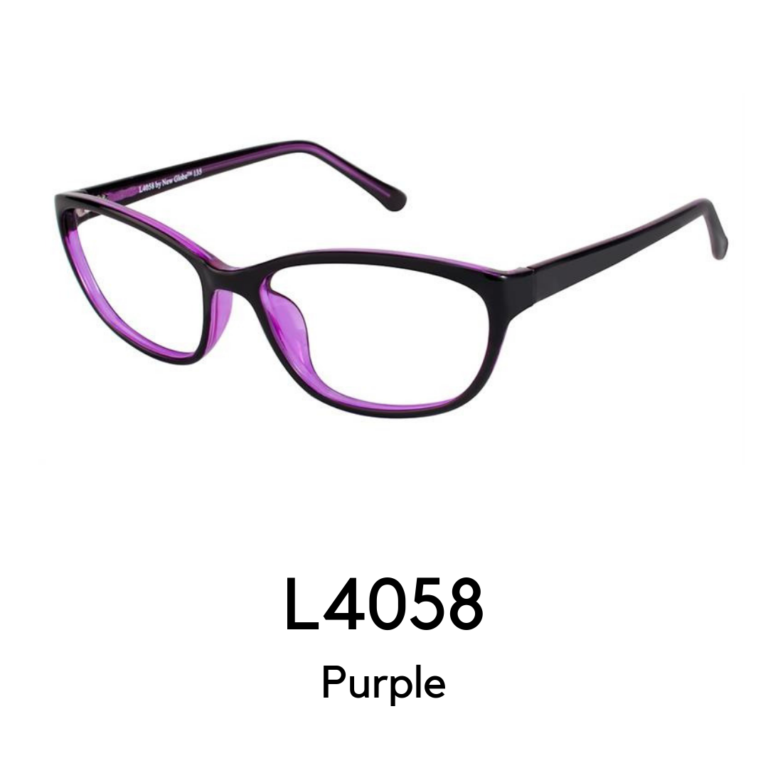 L4058 Purple Reader