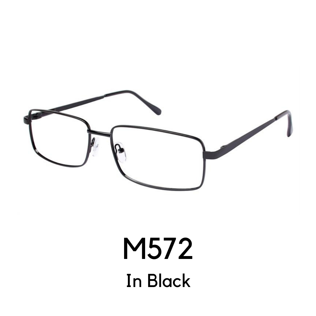 M572 Black (59 Eye Size) Reader