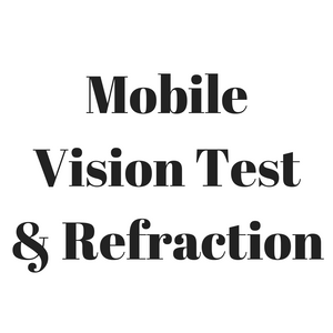 Vision Test & Refraction