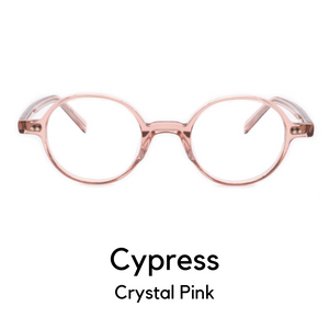 Cypress in Crystal Pink