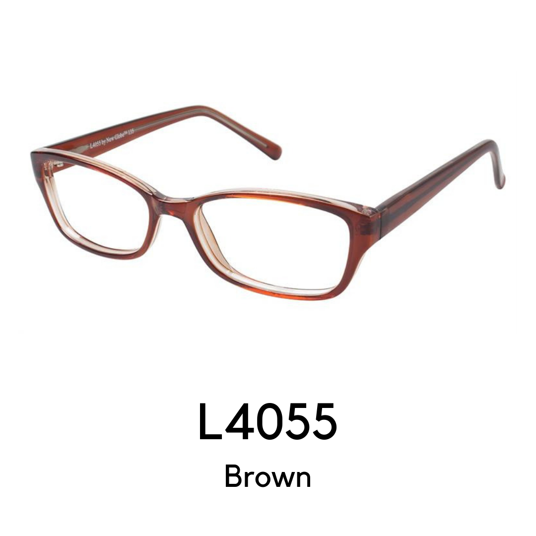 L4055 Brown Reader