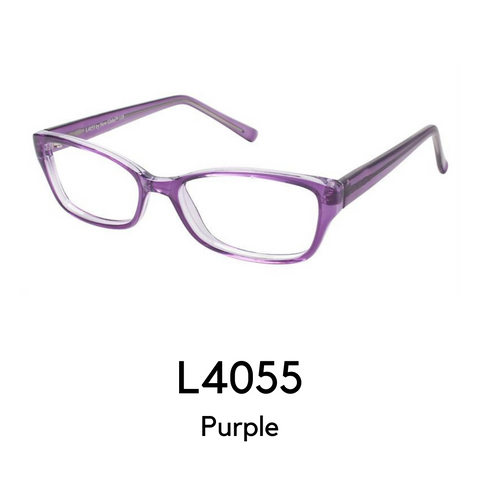 L4055 Purple Reader