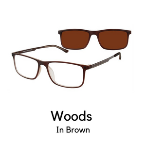 Woods Brown