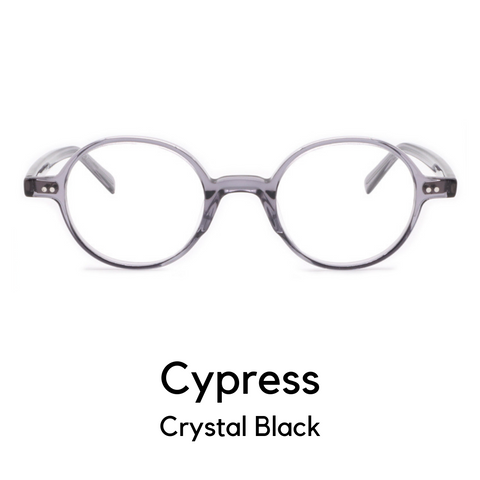 Cypress in Crystal Black