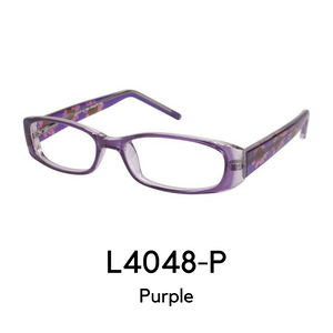 L4048-P Purple Reader