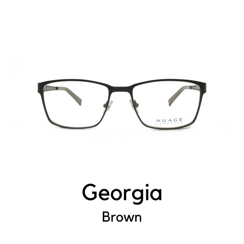 Georgia in Brown