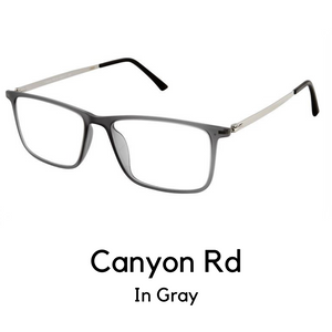 Canyon Rd Grey