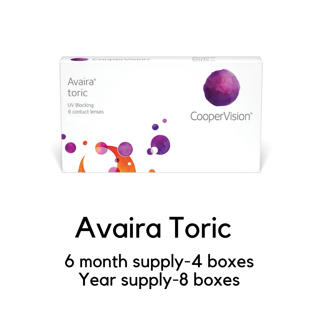 Avaira Toric 6 Pack