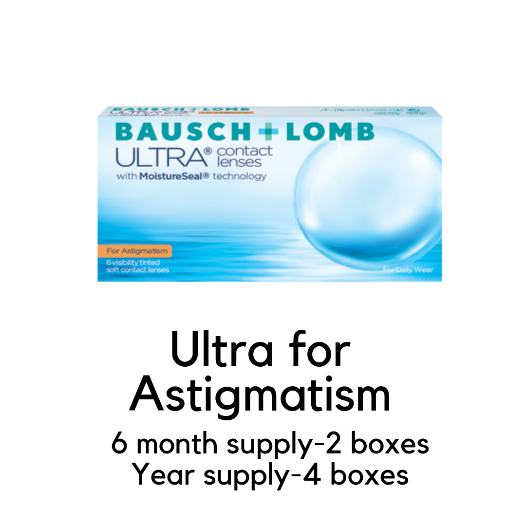 ULTRA for Astigmatism 6pk