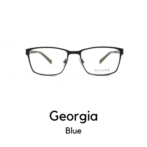 Georgia in Blue