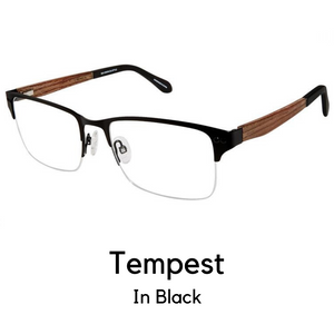 Tempest Black (55 Eye Size)