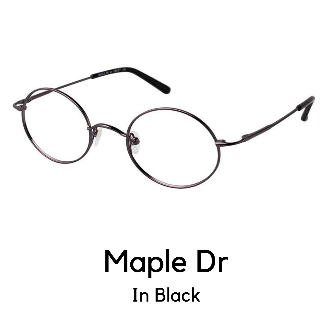 Maple Dr Black