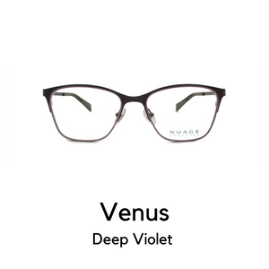 Venus in Deep Violet