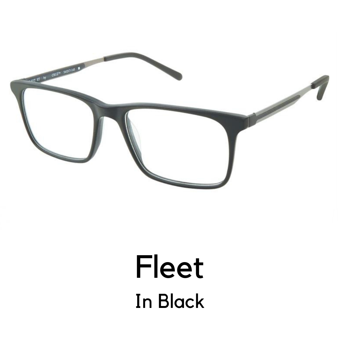 Fleet St Black