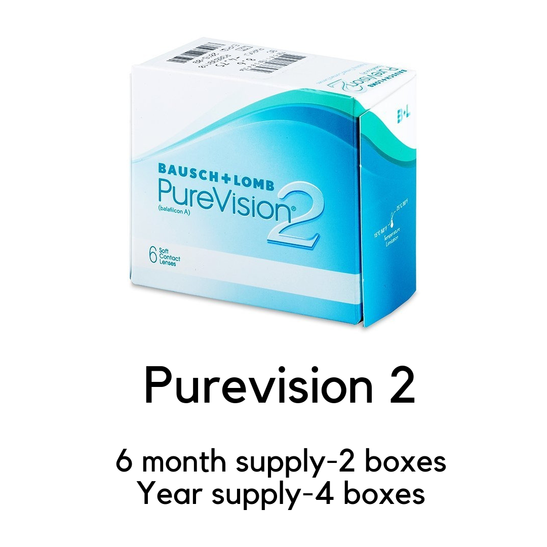 PureVision 2 6 Pack