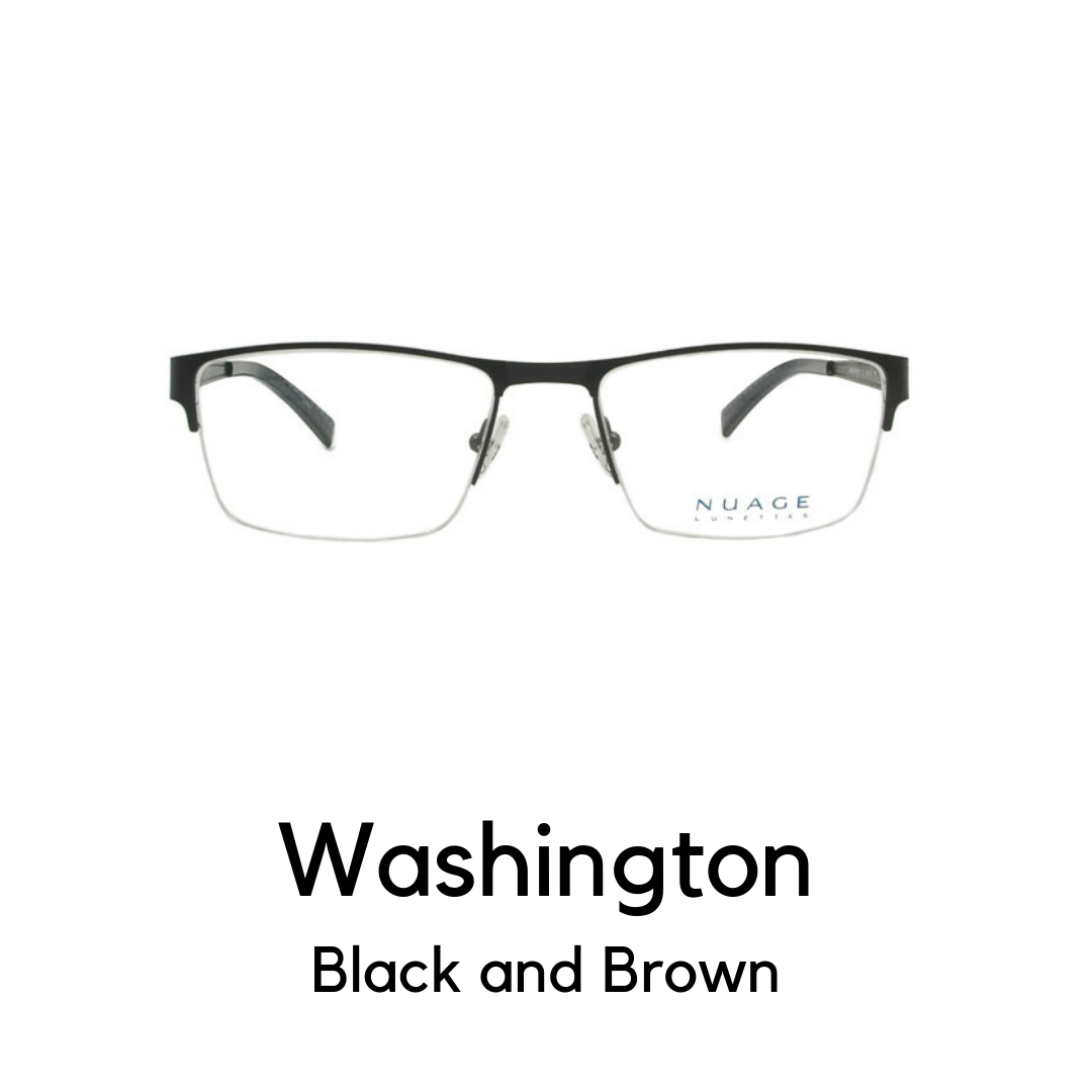 Washington in Black and Brown