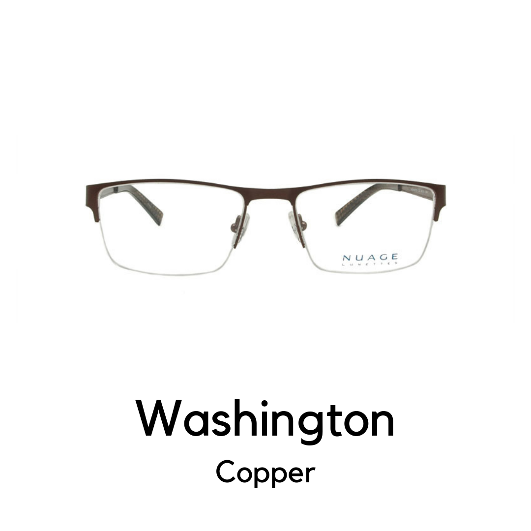 Washington in Copper