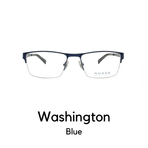 Washington in Blue Breeze